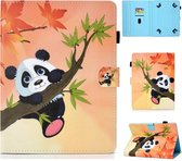 9.7 10.1 Inch tablet hoes map cover panda beer boom universeel