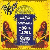 Live In Concert April 30Th 1981, Stanley Theatre