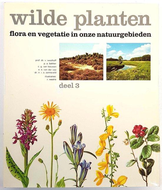 3 Wilde planten - V. Westhoff |