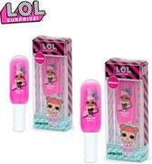 L.O.L Surprise! lipgloss | 2 stuks