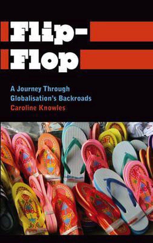 Boek cover Flip-Flop van Caroline Knowles (Hardcover)