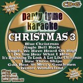 Party Tyme Karaoke: Christmas, Vol. 3