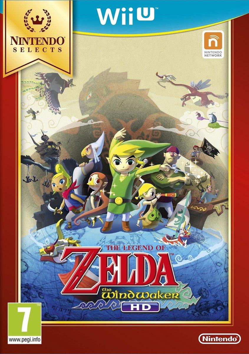 The Legend of Zelda: The Wind Waker HD (Select) -  Wii U - Nintendo