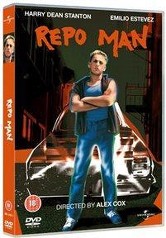 Cover van de film 'Repo Men'