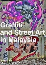 Boek cover Graffiti & Street Art in Malaysia van Sl Fong