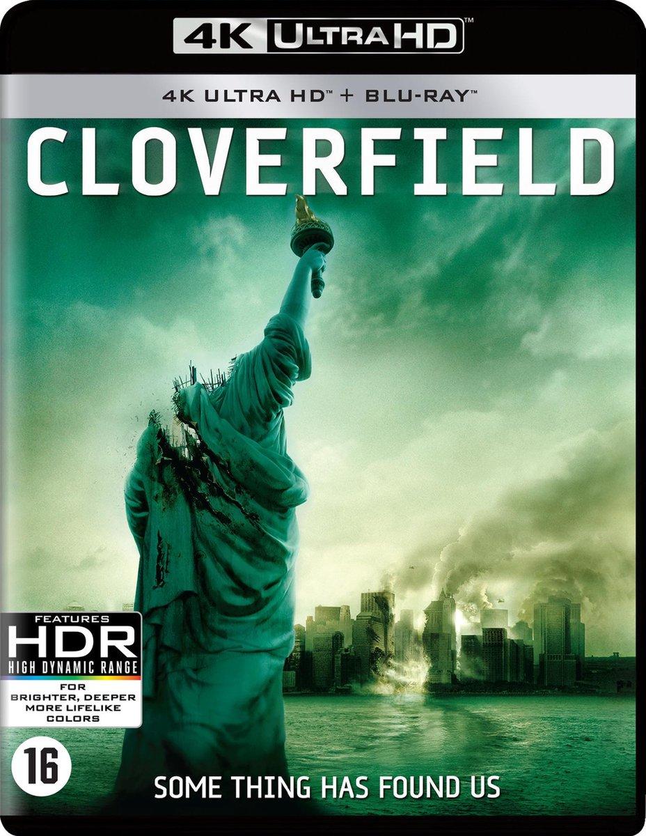 Cloverfield (4K Ultra HD Blu-ray)-