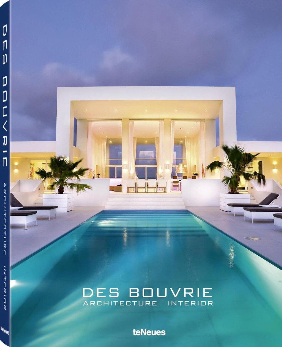 Des Bouvrie, Architecture Interior - Jan des Bouvrie