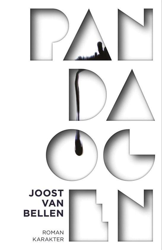 Boek cover Pandaogen van Joost van Bellen (Onbekend)
