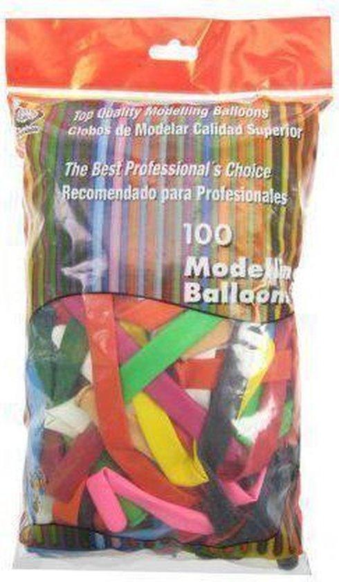Luxe modelleerballon groot