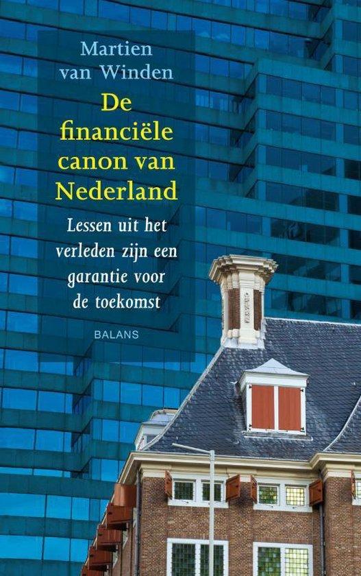 De financi le canon van Nederland - Martien van Winden |