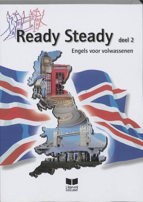 Ready steady 2 - J.A. Brosens |