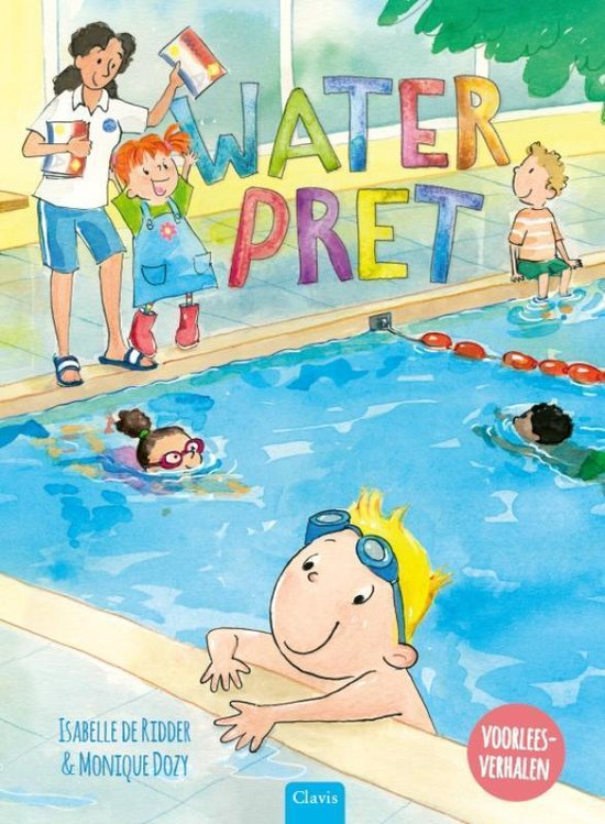 Waterpret - Isabelle de Ridder |