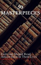 Boek cover 50 Masterpieces Everyone Should Read Atleast Once In Their Lives van Louisa May Alcott (Onbekend)
