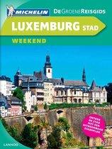 Groene Michelingids - Luxemburg stad weekend