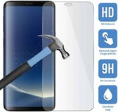 Samsung Galaxy A8 2018 - Screenprotector - Tempered glass