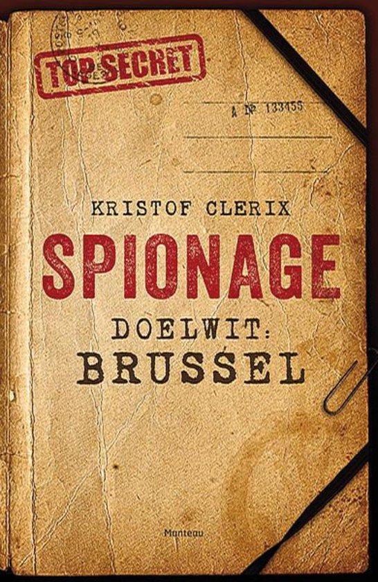 Spionage - Kristof Clerix |