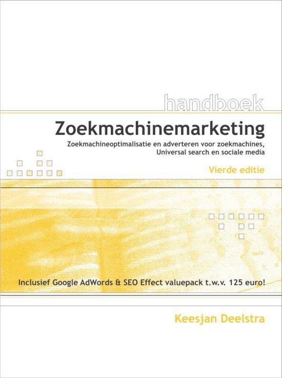 Handboek - Zoekmachinemarketing