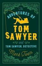 Adventures of tom sawyer and tom sawyer detective