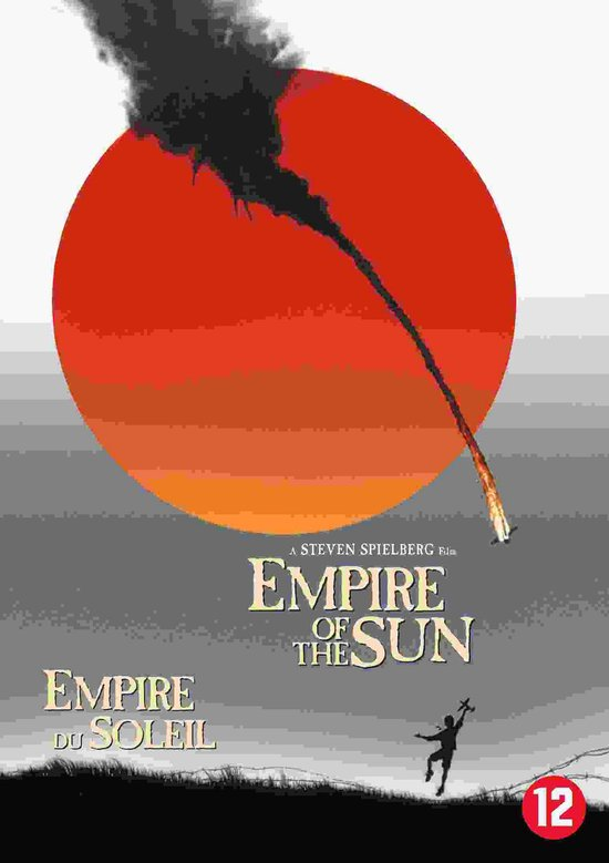 Cover van de film 'Empire Of The Sun'