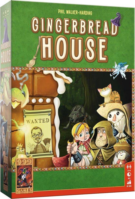 Afbeelding van het spel Gingerbread House Bordspel