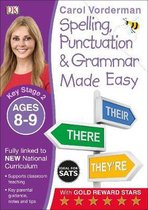 Spelling, Punctuation & Grammar Made Easy, Ages 8-9 (Key Stage 2)
