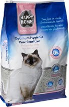 Happy Home Optimum Hygienic Pure Sensitive - Kattenbakvulling - 13 L