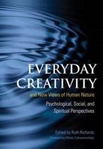 Boek cover Creativity and New Views of Human Nature van Ruth Richards