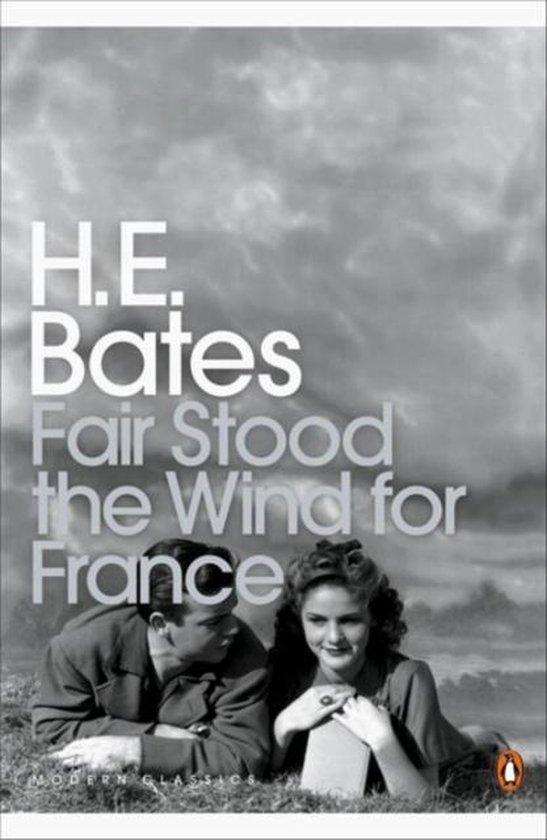 Omslag van Fair Stood the Wind for France