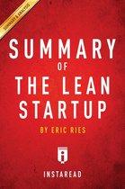 Boek cover Summary of The Lean Startup van Instaread Summaries