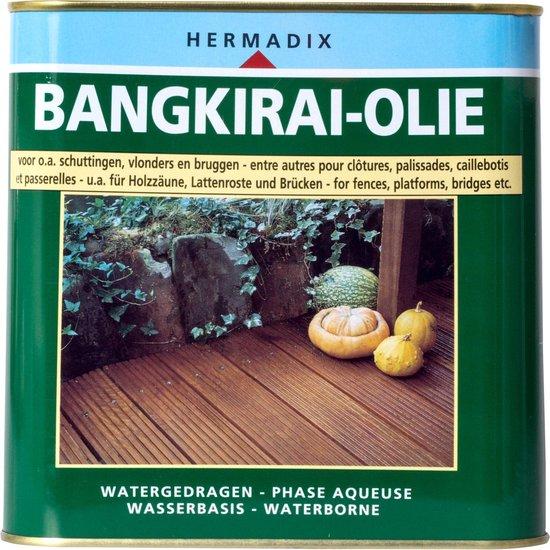 Afbeelding van Hermadix Bangkirai-Olie - 2,5 liter