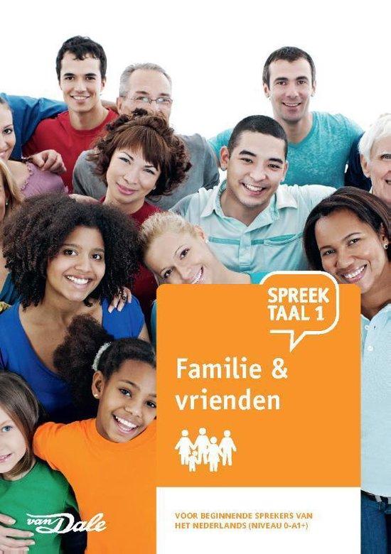 SpreekTaal 1 Familie & vrienden - none | Readingchampions.org.uk