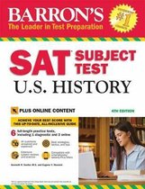 SAT Subject Test U.S. History with Online Tests
