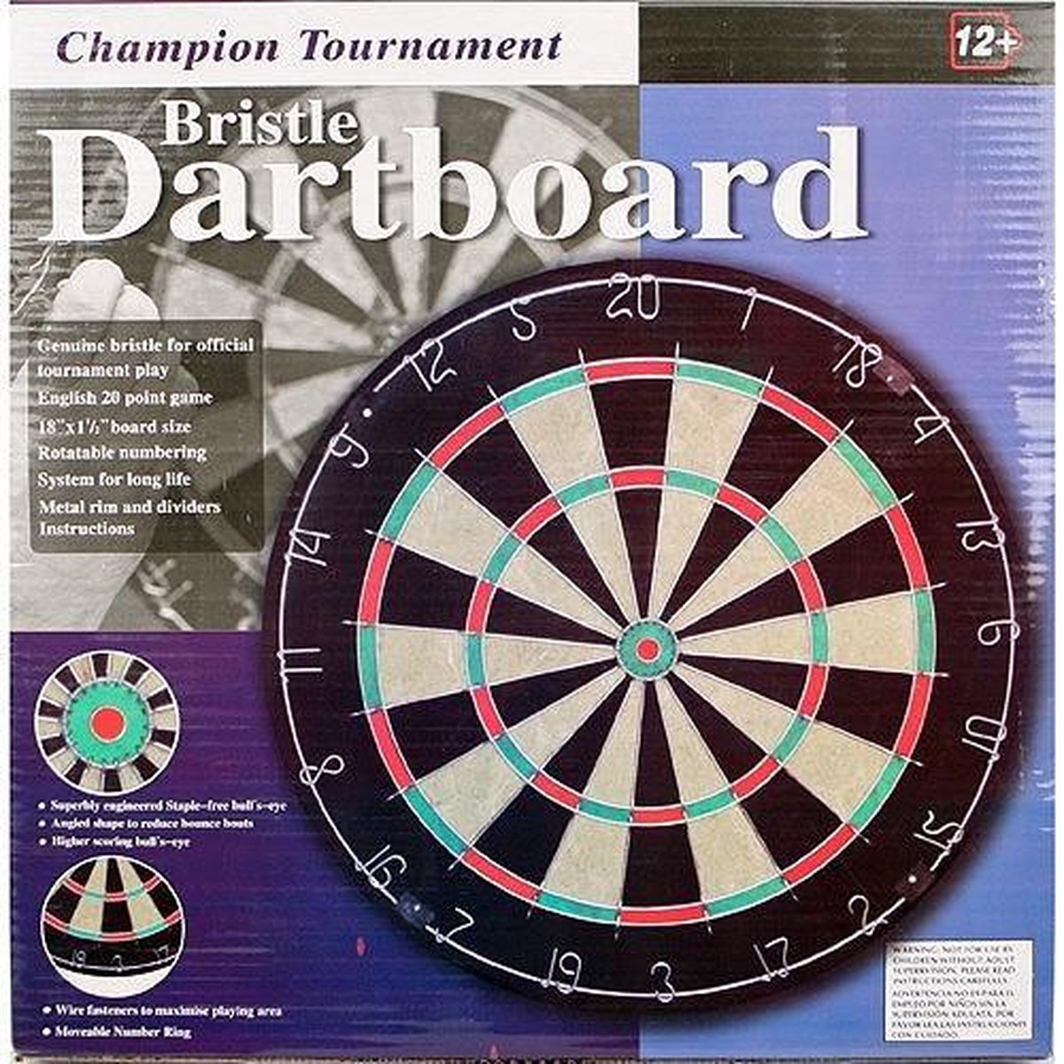 Bristle Champion Tournament - Dartbord