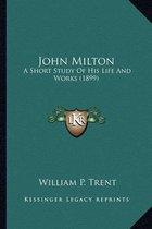 John Milton John Milton