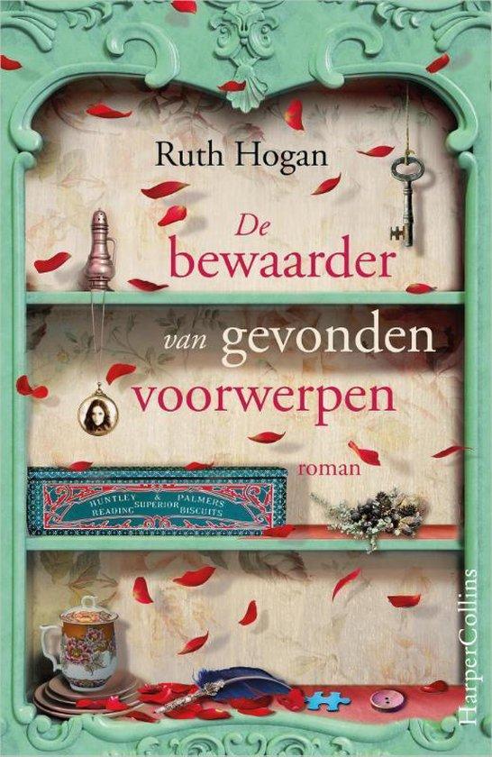 De bewaarder van gevonden voorwerpen - Ruth Hogan | Readingchampions.org.uk