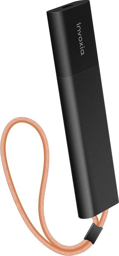 Invoxia - GPS Tracker - Zonder Simkaart - Tot 6 Maanden Batterijduur - Track & Trace Volgsysteem - Zwart