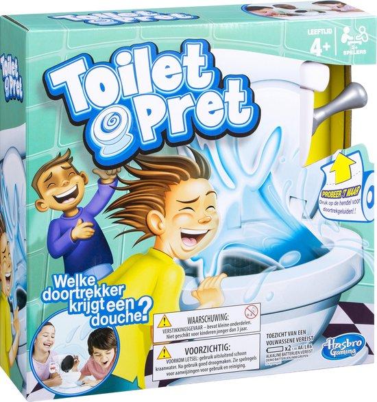 Toilet Pret - Kinderspel