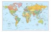 Signature Edition World Wall Map (Folded)