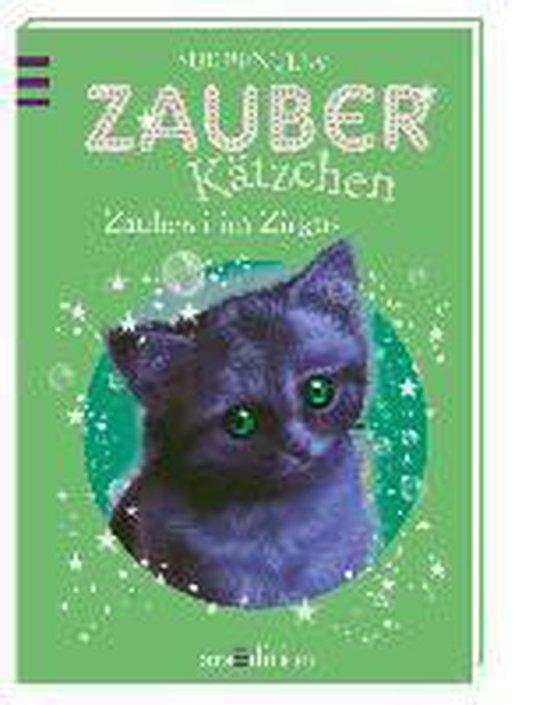 Boek cover Zauberkätzchen 06 - Zauberei im Zirkus van Sue Bentley (Hardcover)