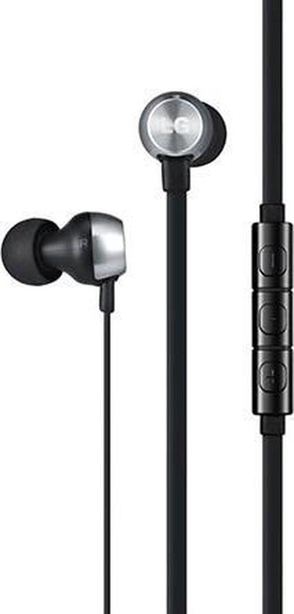 LG HSS-F530 - QuadBeat 2 In Ear Stereo Headset 3.5mm - Zwart