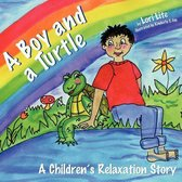 A Boy and a Turtle