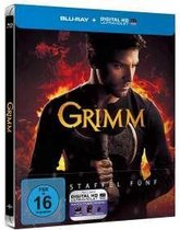 Grimm - Seizoen 5 (Blu-ray) (Steelbook) (Import)