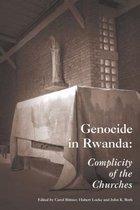 Omslag Genocide in Rwanda