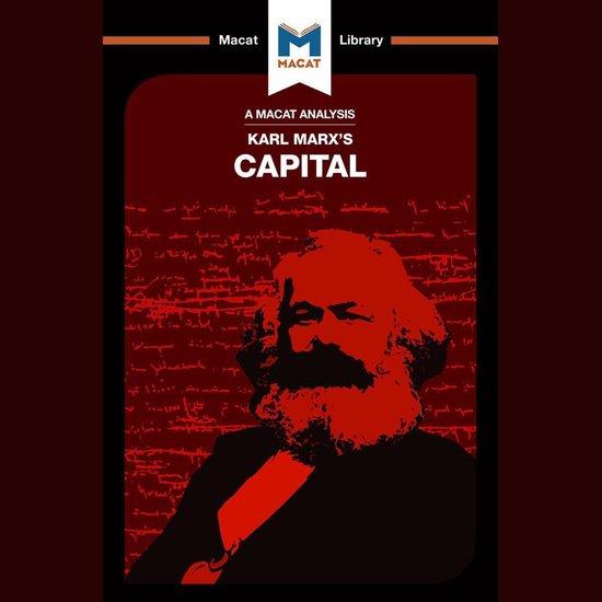 Boek cover The Macat Analysis of Karl Marxs Capital in the Twenty-First Century van Macat Team (Onbekend)