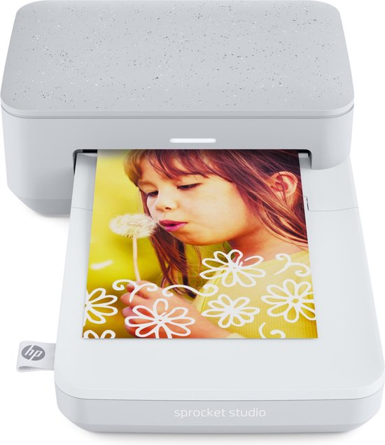 HP Sprocket Studio Snow - Fotoprinter