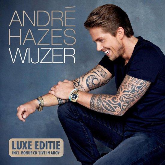 CD cover van Wijzer (Deluxe Edition) van André Hazes Jr.