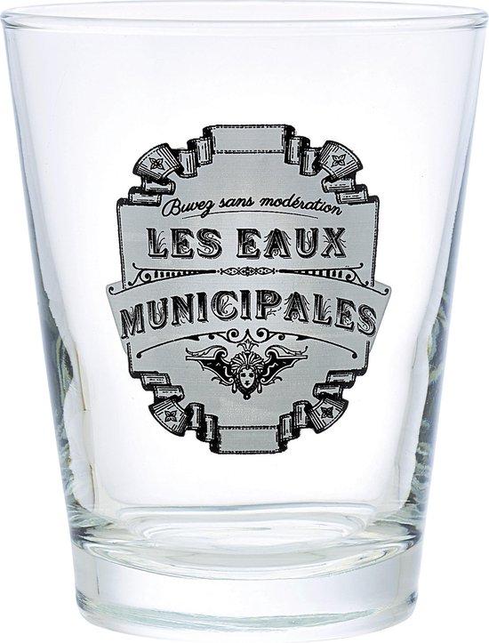 Durobor Les Eaux Municipales Waterglas - 0.22 l - 6 stuks