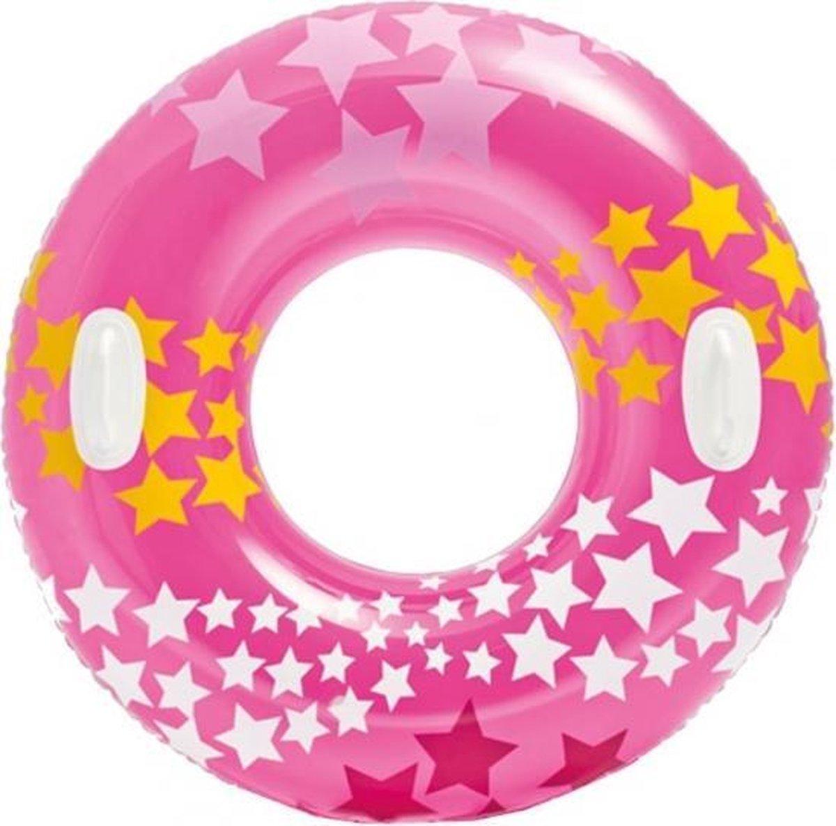 Intex Zwemband Stargaze 91 Cm Roze