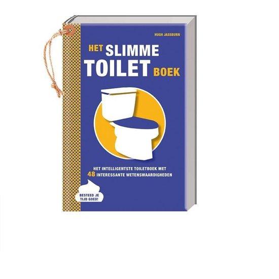 Het slimme Toiletboek - Hugh Jassburn |