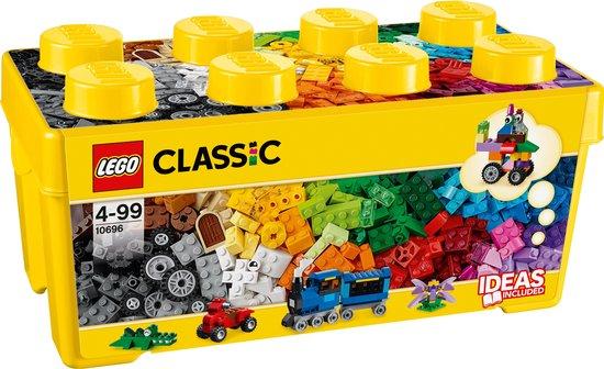 LEGO Classic Creatieve Medium Opbergdoos - 10696